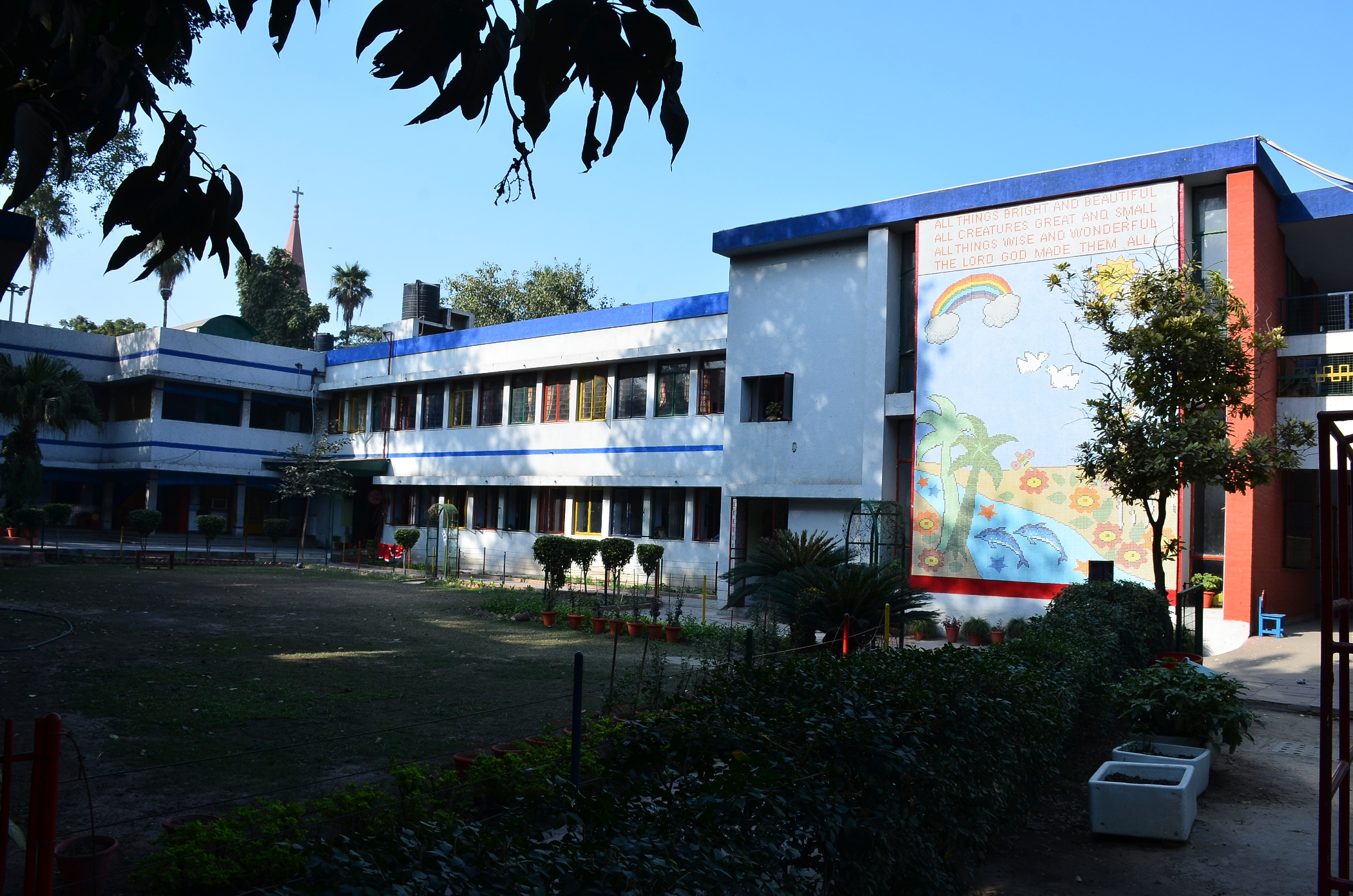 NURSERY DEPARTMENT